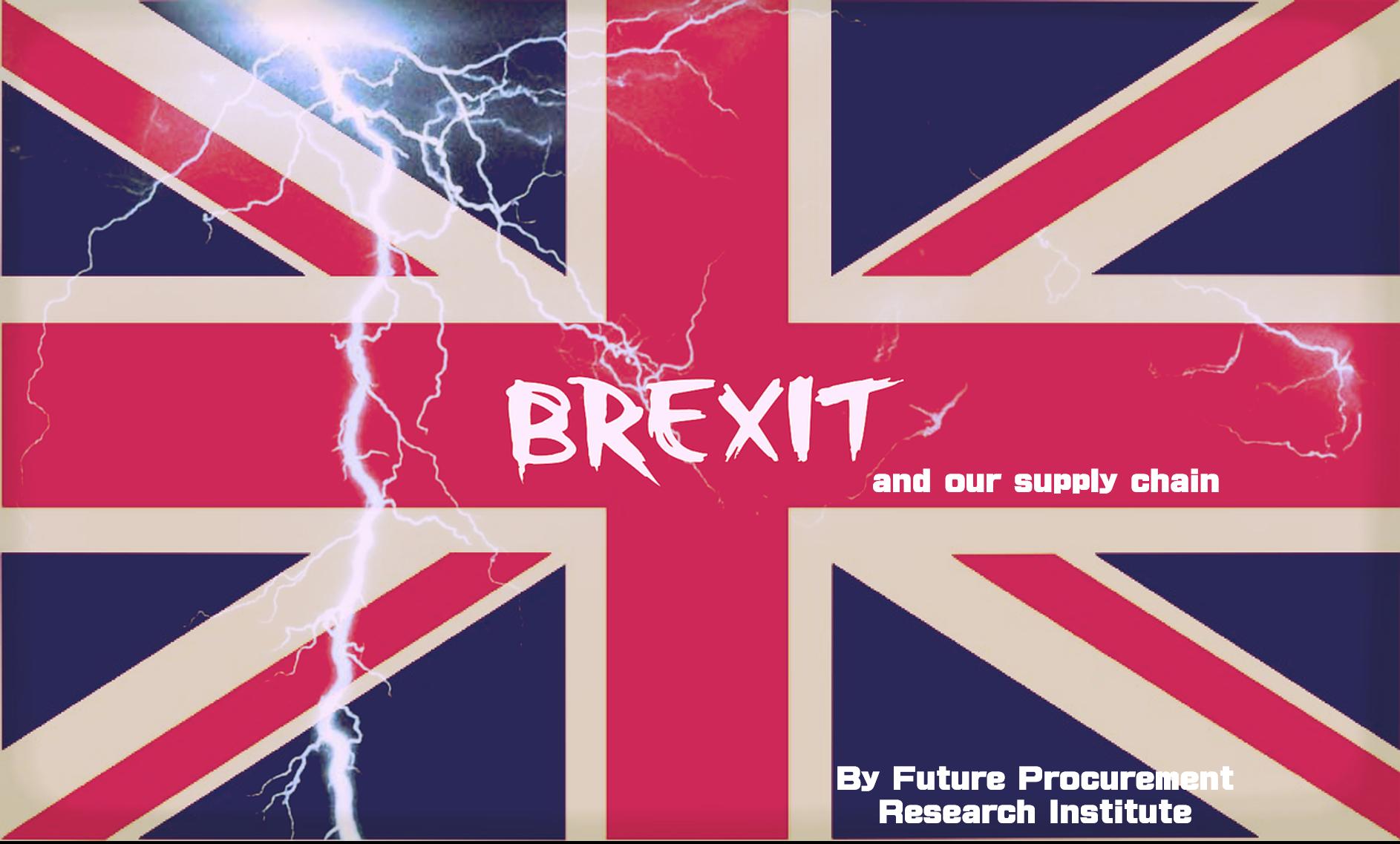 英国EU離脱とサプライチェーンへの影響